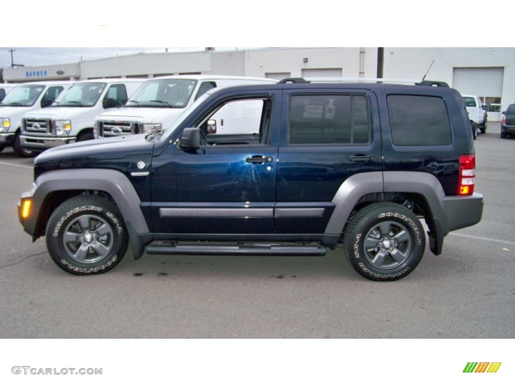 Jeep 2008 Liberty Blackberry Pearl 2011 Jeep Liberty Renegade 4x4 Exterior ...