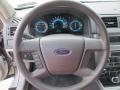 2010 Smokestone Metallic Ford Fusion S  photo #11