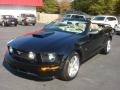 Black 2007 Ford Mustang Gallery