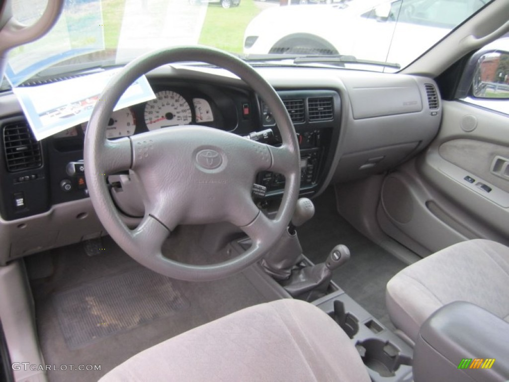 Oak Interior 2002 Toyota Tacoma V6 Trd Xtracab 4x4 Photo
