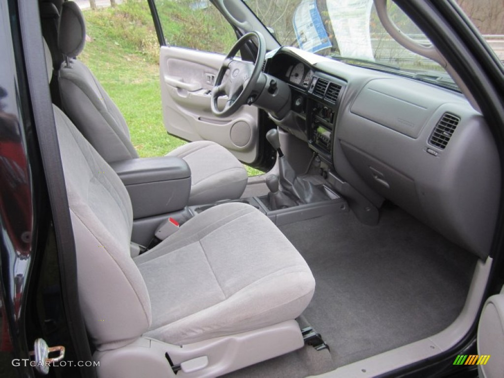 Oak Interior 2002 Toyota Tacoma V6 Trd Xtracab 4x4 Photo