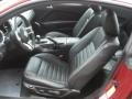 2011 Red Candy Metallic Ford Mustang V6 Premium Coupe  photo #11