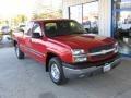Victory Red 2003 Chevrolet Silverado 1500 Gallery