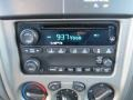 2006 GMC Canyon Dark Pewter Interior Audio System Photo