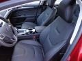 Charcoal Black Front Seat Photo for 2013 Ford Fusion #73241270