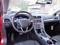 Charcoal Black Dashboard Photo for 2013 Ford Fusion #73241319
