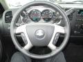 2012 Summit White Chevrolet Silverado 1500 LT Extended Cab 4x4  photo #21