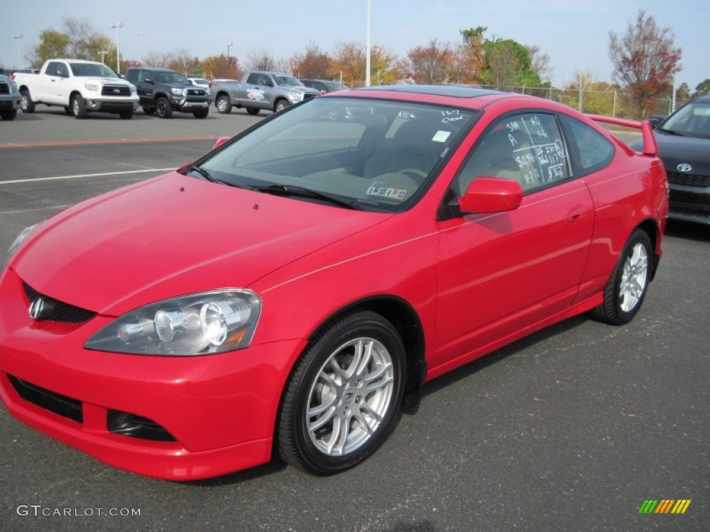 2006 milano red acura rsx sports coupe 73233573 gtcarlot com