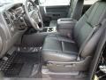 2013 Black Chevrolet Silverado 1500 LT Crew Cab 4x4  photo #14