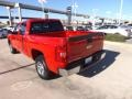 2012 Victory Red Chevrolet Silverado 1500 LT Crew Cab  photo #3