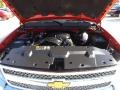 2012 Victory Red Chevrolet Silverado 1500 LT Crew Cab  photo #21