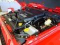 2012 Flame Red Jeep Wrangler Sahara 4x4  photo #19