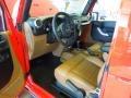 2012 Flame Red Jeep Wrangler Sahara 4x4  photo #21
