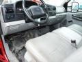 Medium Flint Prime Interior Photo for 2005 Ford F350 Super Duty #73273773