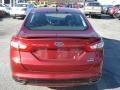 2013 Ruby Red Metallic Ford Fusion SE 2.0 EcoBoost  photo #7