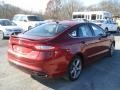 2013 Ruby Red Metallic Ford Fusion SE 2.0 EcoBoost  photo #8