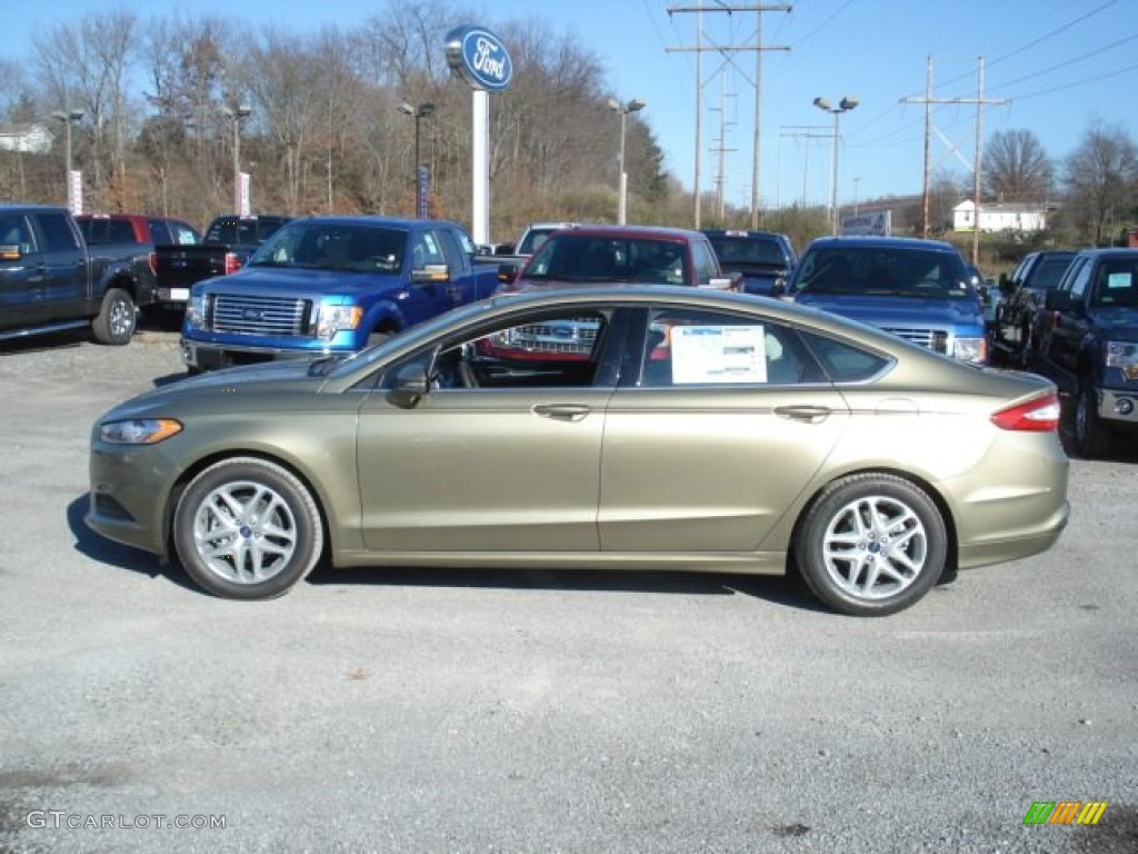 Ginger ale metallic 2013 ford fusion se exterior photo 73276248 for 2013 ford fusion exterior colors