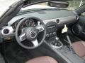 2009 Marble White Mazda MX-5 Miata Grand Touring Roadster  photo #6