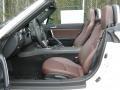 2009 Marble White Mazda MX-5 Miata Grand Touring Roadster  photo #7