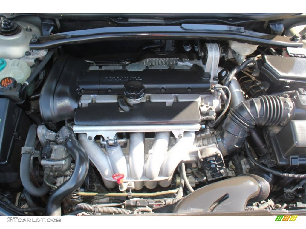 2001 Volvo V70 2 4 Engine Photos
