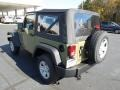 Commando Green - Wrangler Sport 4x4 Photo No. 4