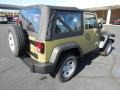 Commando Green - Wrangler Sport 4x4 Photo No. 5