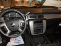 2012 Silver Ice Metallic Chevrolet Silverado 1500 LTZ Crew Cab 4x4  photo #4