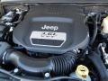 2013 Wrangler Sport 4x4 3.6 Liter DOHC 24-Valve VVT Pentastar V6 Engine