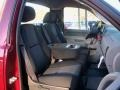 2013 Deep Ruby Metallic Chevrolet Silverado 1500 Work Truck Regular Cab 4x4  photo #14