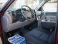 2013 Deep Ruby Metallic Chevrolet Silverado 1500 Work Truck Regular Cab 4x4  photo #21
