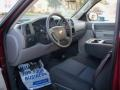 2013 Deep Ruby Metallic Chevrolet Silverado 1500 Work Truck Regular Cab 4x4  photo #18