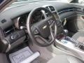 Jet Black/Titanium 2013 Chevrolet Malibu Interiors
