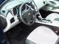 2010 Navy Blue Metallic Chevrolet Equinox LT  photo #17