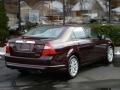2011 Bordeaux Reserve Metallic Ford Fusion SEL V6  photo #4