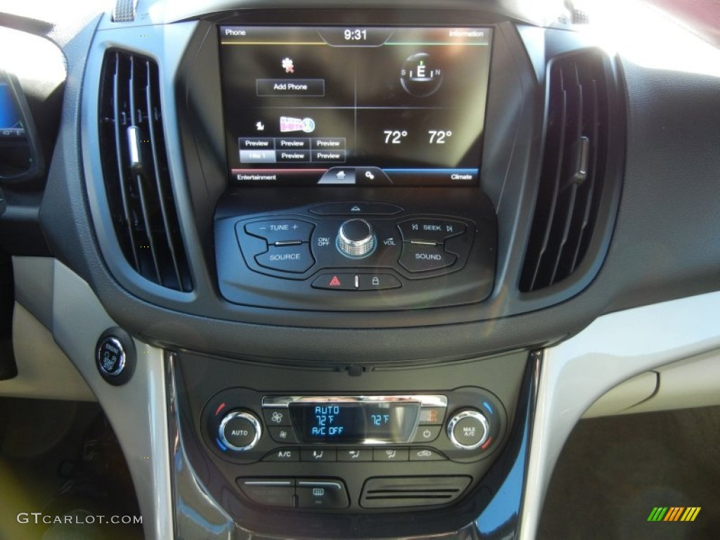 2013 Ford C Max Hybrid Sel Controls Photo 73305562