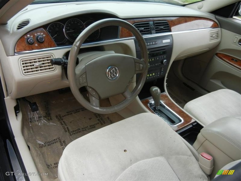 neutral interior 2006 buick lacrosse cx photo 73325997. Black Bedroom Furniture Sets. Home Design Ideas
