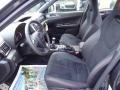 STi Black Alcantara/Carbon Black Interior Photo for 2012 Subaru Impreza #73341375