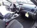 STi Black Alcantara/Carbon Black Dashboard Photo for 2012 Subaru Impreza #73341456