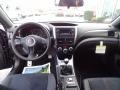 STi Black Alcantara/Carbon Black Dashboard Photo for 2012 Subaru Impreza #73341555