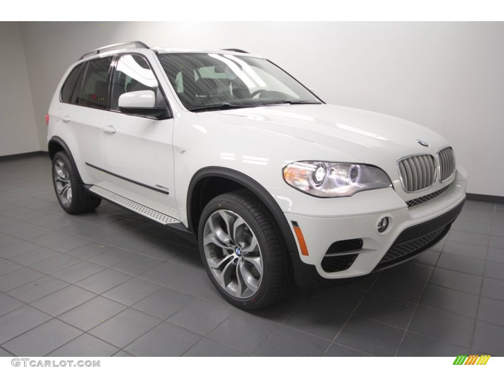 Alpine White BMW X XDrive I GTCarLotcom Car - 2013 bmw x5 50i