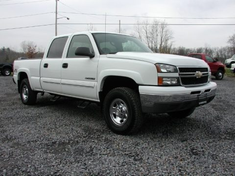 2006 Chevrolet Silverado 1500 LT Crew Cab 4x4 Data, Info and Specs
