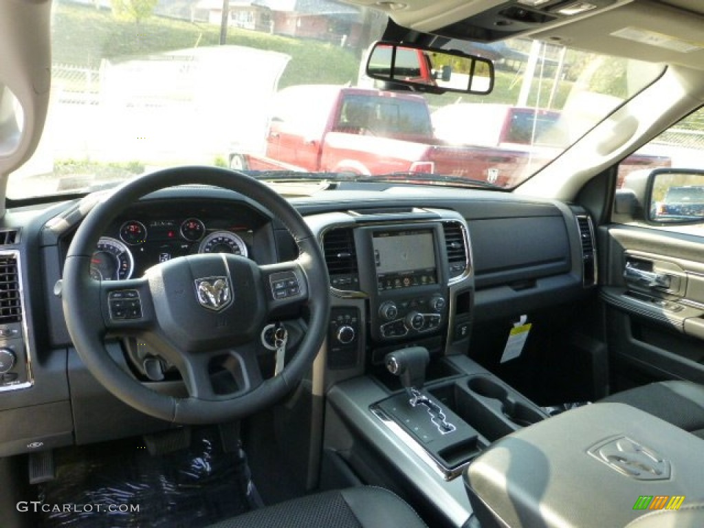 black interior 2013 ram 1500 sport quad cab 4x4 photo 73349803. Black Bedroom Furniture Sets. Home Design Ideas
