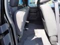 2011 Black Chevrolet Silverado 1500 LS Extended Cab 4x4  photo #16