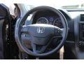 2010 Crystal Black Pearl Honda CR-V LX AWD  photo #15