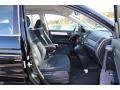 2010 Crystal Black Pearl Honda CR-V LX AWD  photo #21