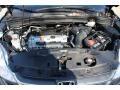 2010 Crystal Black Pearl Honda CR-V LX AWD  photo #22