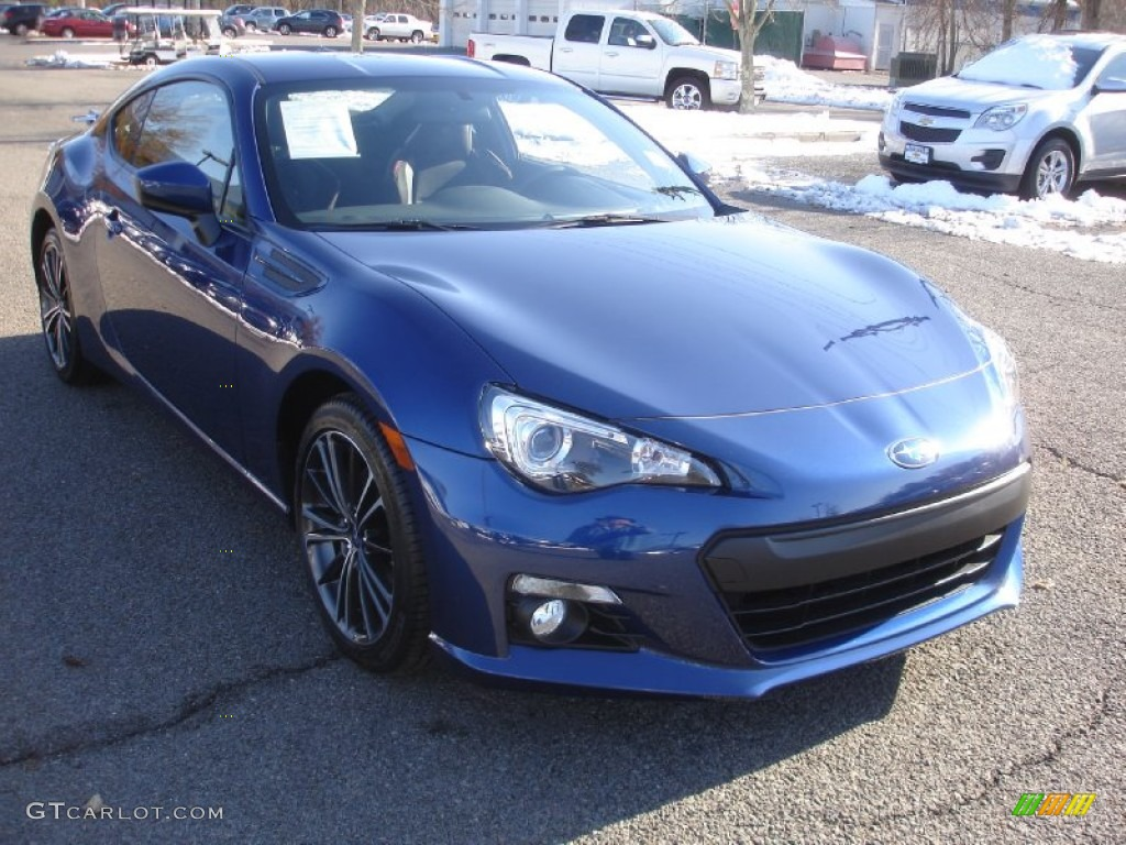 galaxy blue silica 2013 subaru brz limited exterior photo 73354016. Black Bedroom Furniture Sets. Home Design Ideas