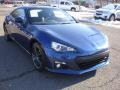 2013 Galaxy Blue Silica Subaru BRZ Limited  photo #3