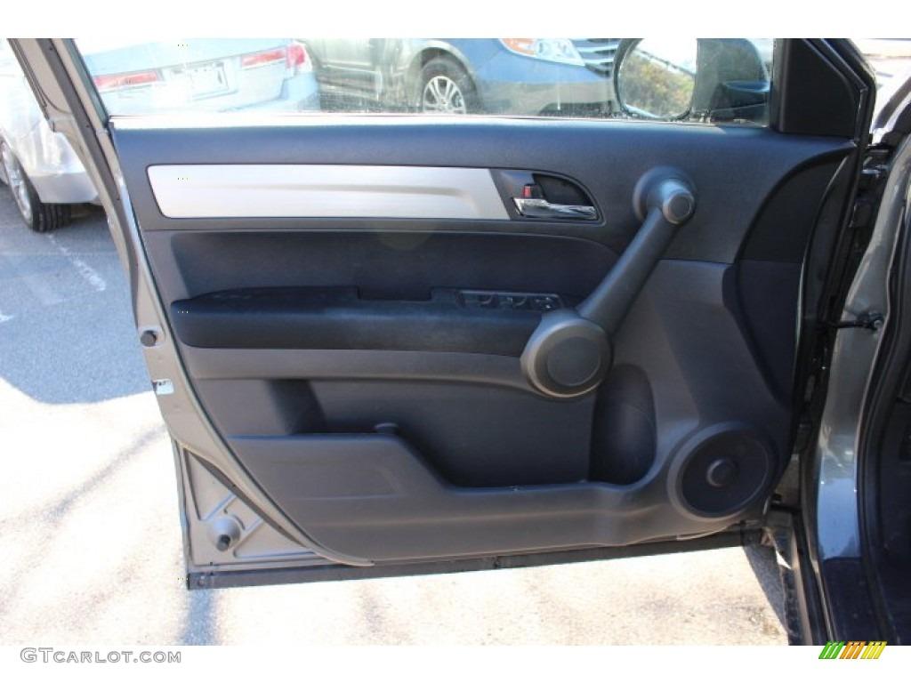 2011 CR-V SE 4WD - Polished Metal Metallic / Gray photo #9