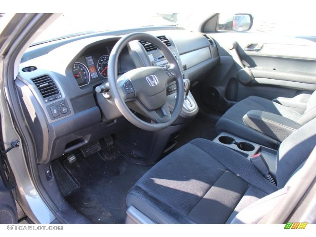 2011 CR-V SE 4WD - Polished Metal Metallic / Gray photo #10